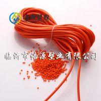 发热线PVC颗粒 耐高温105℃ 挤出级