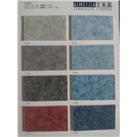 贝迪斯艾美嘉塑胶地板、PVC卷材地板石纹卷材地板批发安装