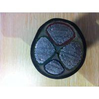 供应齐鲁牌铜芯聚乙烯绝缘聚乙烯护套交联电缆YJV32 3*4+2*2.5