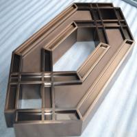 专业定制不锈钢异形件 各种独特造型异形配件加工