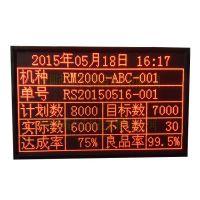 深圳瑞升达科技供应LED全点阵看板,计数看板F3.7