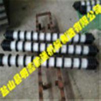 明鑫输送机械(在线咨询)|长春梳型托辊|梳型托辊明鑫制造