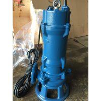 潜污泵属于什么泵 铰刀式化粪池排污泵 大功率高扬程铰刀排污泵