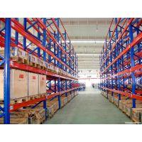 济南重力式货架价格 济南德嘉生产2300*1000*4500重型货架