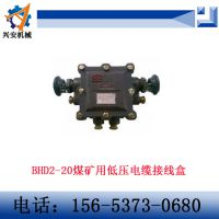 BHD2-20/127-6T矿用 隔爆型 电声器件 低压电缆 接线盒电声器件