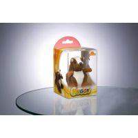 供应厂家直销透明彩色印刷深圳正东生产六一儿童玩具包装胶盒