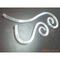 供应灯饰水晶WG-Y玻璃弯管