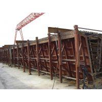 朝阳牌桥梁用20-40米箱梁钢模板