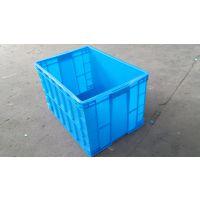 遵义市 可配盖塑料胶箱 HDPE材质 575*395*190 另有多款塑料胶箱销售