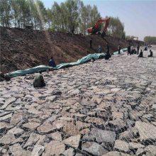 钢丝石笼网 铁围栏 道路护栏多少钱一米