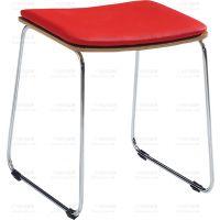 广州双邻家具专业定制麦当劳新款不锈钢凳,肯德基等餐厅专用不朽钢凳