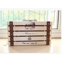 大量现货单红酒木盒、双支木盒、酒箱、酒架