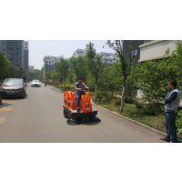 泰安驾驶式扫地机厂家供应|物业保洁电动扫地机