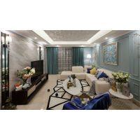 重庆天古装饰擅长美式风格设计师·春森彼岸装修完工案例