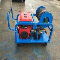 特价超洁牌cj-5415小区管道疏通清洗、汽油驱动高压水射流 意大利进口高压泵