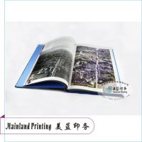 供应国外哑粉纸四色胶印精装摄影集印刷