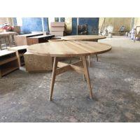 杭州实木餐桌椅厂家 名尚餐厅家具定做厂