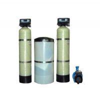 青州川一2t/h小型全自动软化水设备