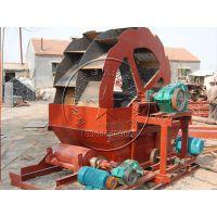 先科清洗砂石机械设备——轮式洗沙机、挖斗式洗沙机