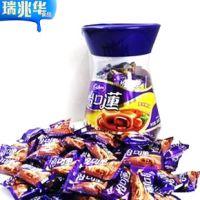 吉百利 怡口莲 318g 300克罐装夹心巧克力 特价促销正品保证