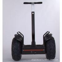 双轮平衡电动车越野两轮代步车智能体感滑行车深圳龙骑士思维车