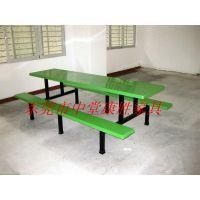 东莞餐桌椅厂家(批发热销学校餐桌椅)八人位条形餐桌