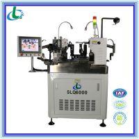 林全科技SLQ6000电线定长切断端子机