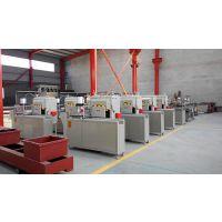 元氏县铝合金门窗设备、正德机器、铝合金门窗设备报价
