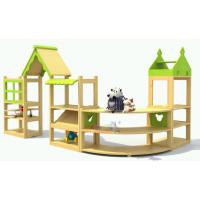 供应广汉幼儿园家具玩具柜实木材质