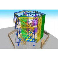 蓝图游乐室内商场儿童拓展 新型儿童游乐园设备 马蜂窝迷宫