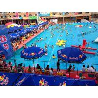 大型支架游泳池|麟游县支架游泳池|河南沃金