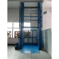 石龙镇石排镇工厂定做1吨升降电梯 东莞厂家供应载货升降机 固定式液压升降台