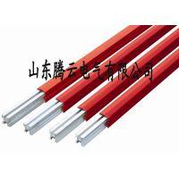 山东腾云单极滑触线型号规格,单极滑触线集电器质量优