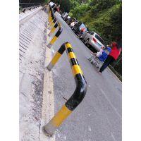 U型护栏管 钢管U型护型 鹏翔瑞道路隔离护栏 钢管挡车器