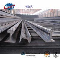 国标GB钢轨QU70, QU80, QU100, QU120国标钢轨华东江苏厂家销售出口标准