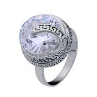 精美锆石戒指 夸张大戒指 首饰批发 欧美大牌风饰品 速卖通货源