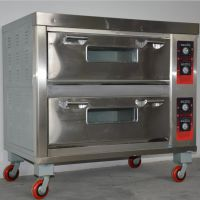 供应格能商用烤箱面包食品烘培烤炉燃气烤炉多功能烤箱商用机械设备厂家直销批发