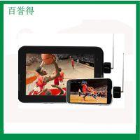 Micro DVB-T2/DVB-T 安卓手机/平板电视接收器 适用于欧洲/东南亚