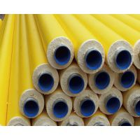 高温蒸汽直埋保温管产品说明 预制钢管聚氨酯直埋保温管