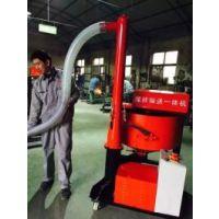 郑州天艺厂家直销经久耐用性能卓越搅拌输送一体机