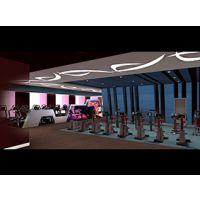 健身俱乐部 单位健身房设计 单位健身房方案 小型的健身房 军霞专业健身房器材