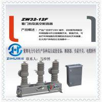 江西紫辉ZW32-12真空断路器量大优惠