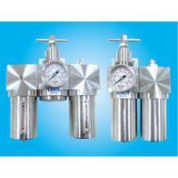 供应SHAKO 空气调理组合新恭不锈钢两点式三点组合气源处理器USFR- B-06