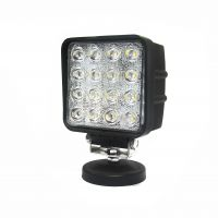供应 WD-0148方形 LED工作灯 大功率汽车LED工作灯 48W方形工作灯