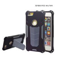 2016新款钢铁侠支架二合一手机防摔保护套苹果 Iphone 6G/6S