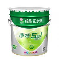 山东厂家正品批发绿影花净味五合一内墙乳胶漆