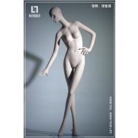 塑料半身模特- 塑料 模特-- 时装模特衣架
