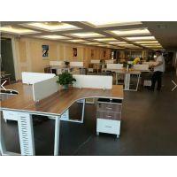 合肥全新出售板式职员办公工位 铝合金办公工位电脑桌等