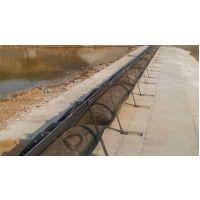 厂家生产指导安装桑尼橡胶气盾坝设计施工方案图片清晰
