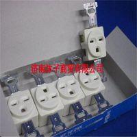 济南松下WCF53004W三项15A125V2P电源插座